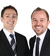Dr Darren Cannell & Dr Andy Stafford